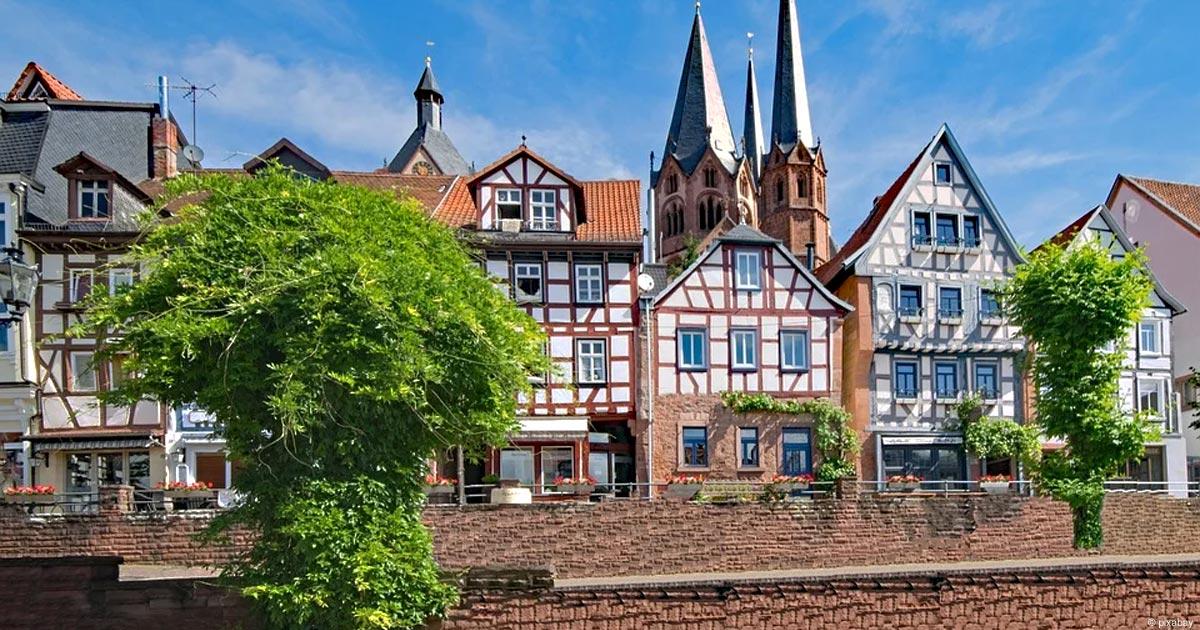 Die Schönsten Landschaften In Hessen
