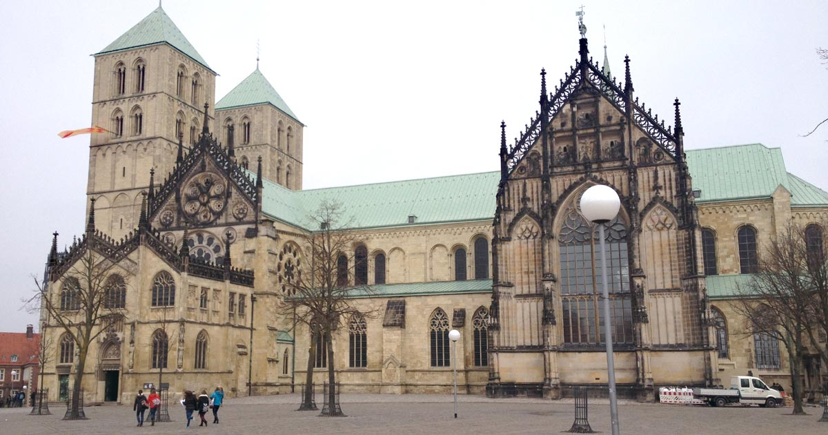 Ein Tag In Münster