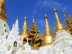 Yangoon: Shwedagon Pagode
