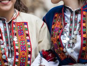Folklore in Bulgarien