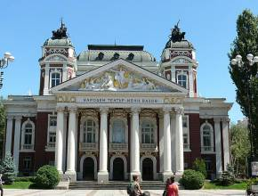 Bulgarien: Nationaltheater in Sofia
