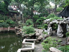 Rundreisen in China: Yu Garten in Shanghai