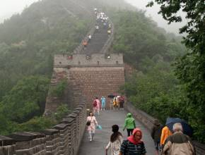 Rundreisen in China: Große Mauer, Peking