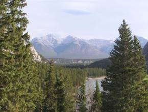 Rundreisen in Kanada: Banff Nationalpark