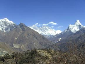 Rundreisen in Nepal: Mount Everest