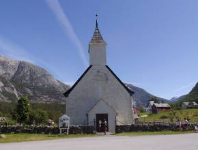 Rundreisen in Norwegen: Kirche in Norwegen