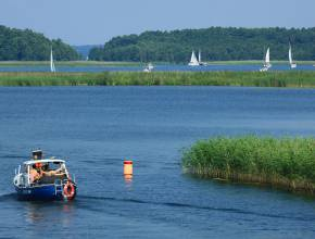 Rundreisen in Polen: Masuren - masurische Seenplatte