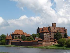 Rundreisen in Polen: Marienburg