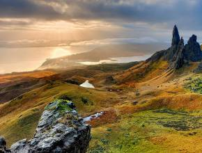Rundreisen in Schottland: Isle of Skye