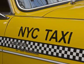 Rundreisen in den USA: New York Taxi, Ostküste Amerika