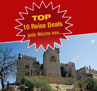 Top 10 Reise Deals