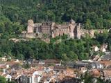 Heidelberger Schloss mit Alte Brücke