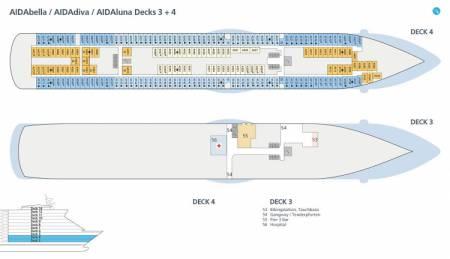Deck 3 - 4