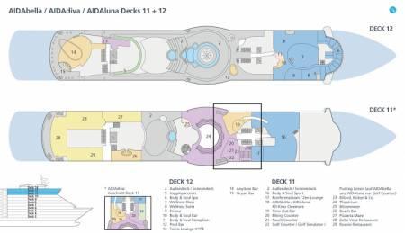 Deck 11 - 12