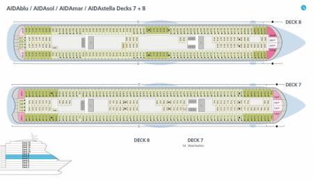 Deck 7 - 8