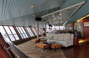 MS Artania: Panorama Lounge