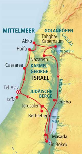 Jericho Israel Tours