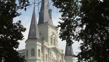 New Orleans: Kathedrale