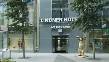 Lindner Hotel Am Kudamm Berlin